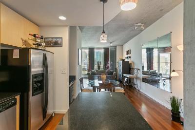 Midtown Condo/Townhouse For Sale: 860 Peachtree Street NE #903