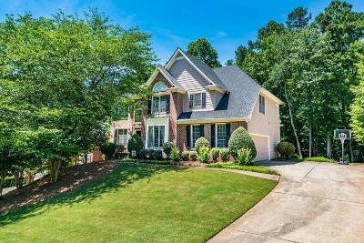 Kennesaw Single Family Home For Sale: 3218 Christiana Circle NW