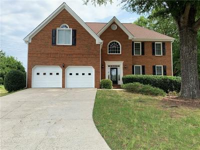 Alpharetta Single Family Home For Sale: 465 N Pine Drive