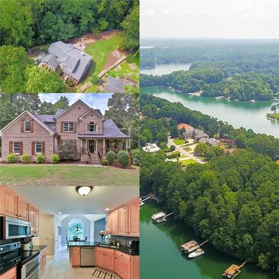 Buford Single Family Home For Sale: 6224 Lakeview Drive