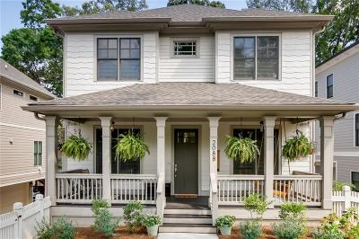 Atlanta Single Family Home For Sale: 2088 Dekalb Avenue NE