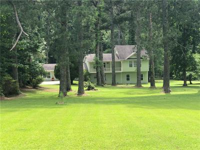 Single Family Home For Sale: 3801 Johnson Road