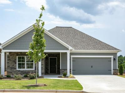 Carrollton Single Family Home For Sale: 101 Coolwater Trace