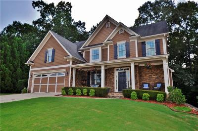 Kennesaw Single Family Home For Sale: 4954 Shallow Creek Trail NW