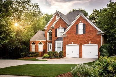 Johns Creek Single Family Home For Sale: 230 Creekside Park Drive