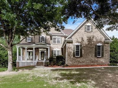 Marietta Single Family Home For Sale: 2935 Fredrick Drive
