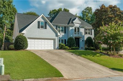 Peachtree Corners, Norcross Single Family Home For Sale: 3845 Spalding Bluff Drive