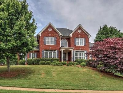 Marietta Single Family Home For Sale: 3304 Cranmore Chase