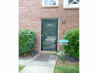Marietta Condo/Townhouse For Sale: 1166 Booth Road #602