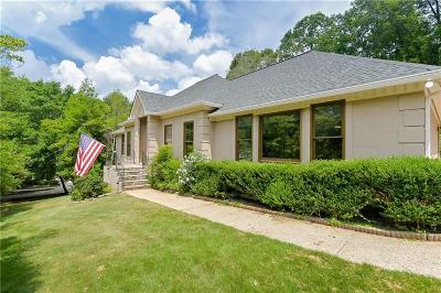 Woodstock Single Family Home For Sale: 831 Pinehurst Drive