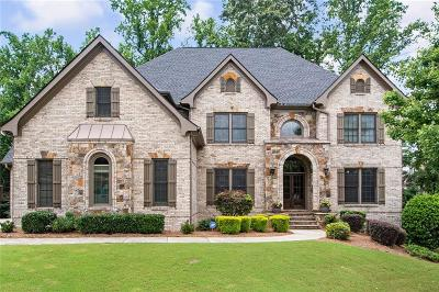 Buford Single Family Home For Sale: 2529 Sagebrush Trail