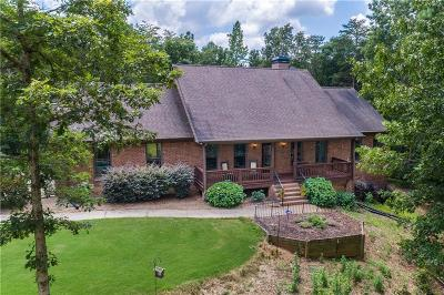 Pickens County Single Family Home For Sale: 1991 Big Ridge Road