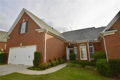 Woodstock Condo/Townhouse For Sale: 208 Claremore Drive