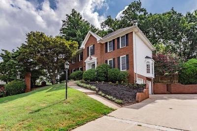 Roswell Single Family Home For Sale: 1005 Pine Bloom Dr Drive