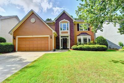 Alpharetta Single Family Home For Sale: 2495 Cogburn Ridge Road
