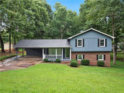 Oakwood Single Family Home For Sale: 5525 Raintree Trace