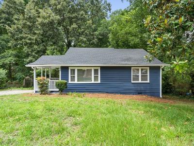 Kirkwood Single Family Home For Sale: 155 Watson Circle SE