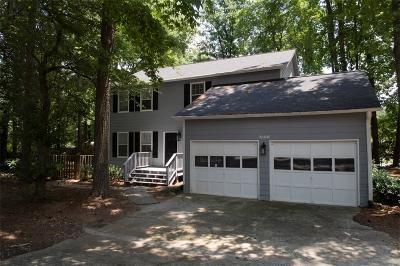 Marietta Single Family Home For Sale: 3106 Lassiter Road