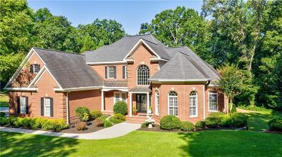 Rockmart Single Family Home For Sale: 375 Pea Ridge Road