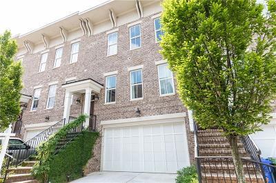 Atlanta Condo/Townhouse For Sale: 1172 John Collier Road