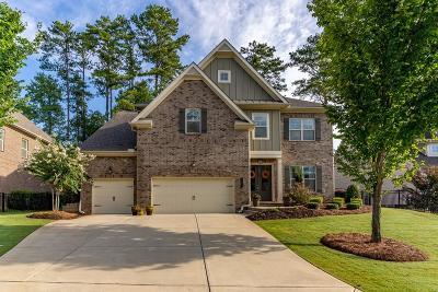 Alpharetta Single Family Home For Sale: 1285 Redbud Drive