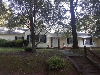 Ellijay Single Family Home For Sale: 671 Old Highway 5 N
