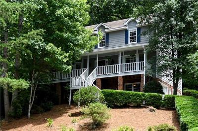 Marietta Single Family Home For Sale: 5248 Pikes Peak Court