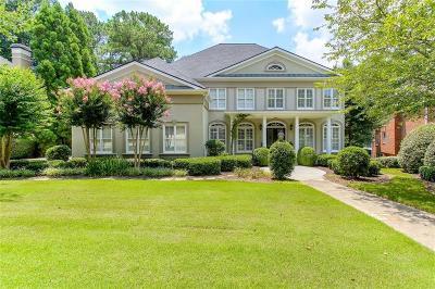 Marietta Single Family Home For Sale: 4797 Old Timber Ridge Road NE