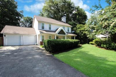 Powder Springs Single Family Home For Sale: 2438 Country Lake Lane