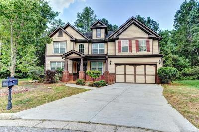 Grayson Single Family Home For Sale: 2063 Leafmore Court