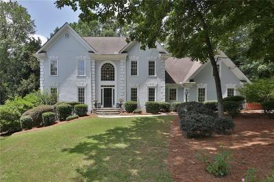 Dunwoody Single Family Home For Sale: 997 Redstone Lane