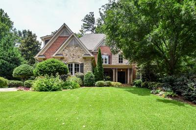 Sandy Springs Single Family Home For Sale: 4770 Lake Forrest Drive