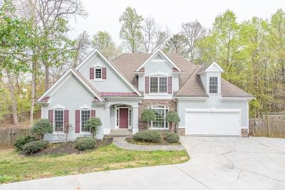 Sandy Springs Single Family Home For Sale: 590 Tahoma Drive