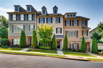Smyrna Condo/Townhouse For Sale: 3841 Felton Hill Road #10
