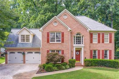 Kennesaw Single Family Home For Sale: 4599 Latimer Point