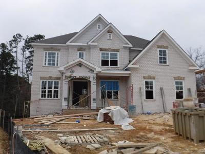Suwanee Single Family Home For Sale: 5245 Regency Point Drive