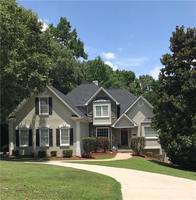 Carroll County, Coweta County, Douglas County, Haralson County, Heard County, Paulding County Single Family Home For Sale: 9379 Grace Lake Drive