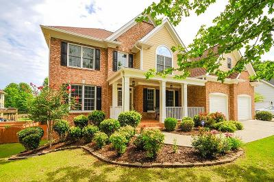 Buford Single Family Home For Sale: 2940 Ivy Brook Lane NE