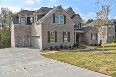 Suwanee Single Family Home For Sale: 5185 Sophia Downs Court