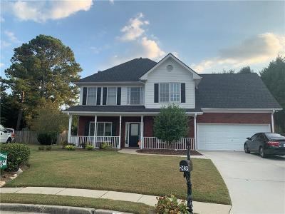 Grayson Single Family Home For Sale: 2435 Potomac View Court