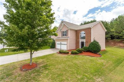 Suwanee Single Family Home For Sale: 3868 Brushy Ridge Way