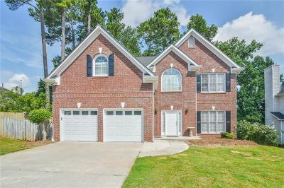 Suwanee Single Family Home For Sale: 1547 Welch Court
