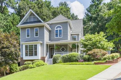 Roswell Single Family Home For Sale: 9110 Twelvestones Drive