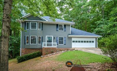 Buford Single Family Home For Sale: 1778 Jimmy Dodd Road