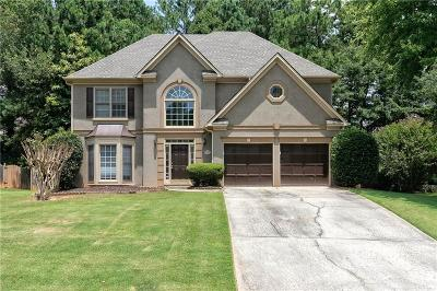 Single Family Home For Sale: 1515 Grace Meadows Lane SE