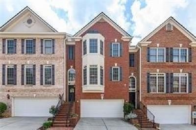 Brookhaven Condo/Townhouse For Sale: 2140 Briarwood Bluff NE