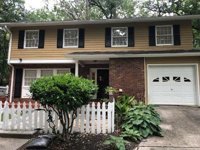Smyrna Single Family Home For Sale: 2659 Bent Hickory Drive SE