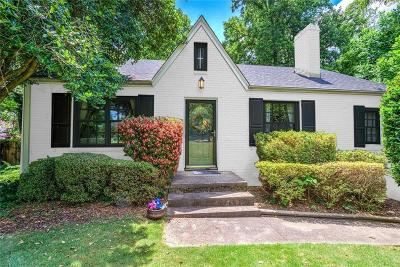 Morningside Single Family Home For Sale: 1901 Windemere Drive NE