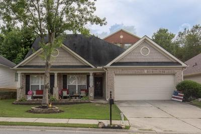 Braselton Single Family Home For Sale: 2691 Bald Cypress Drive