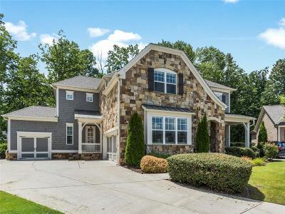 Roswell Single Family Home For Sale: 3453 Nettle Lane